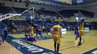 Angelo State Ram Basketball Highlights Jan Feb 2018