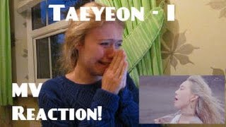 Taeyeon/태연 - I/아이 - MV Reaction - Hannah May
