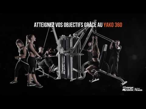 YAKO 360 : un concept, des centaines d'exercices