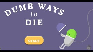 Dumb Ways To Die: Original Full Gameplay Walkthrough