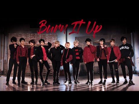 [HQ/COS/PV] WANNAONE 워너원 - 활활 (Burn It Up) 하이큐 코스프레 PV (Cosplay Dance Cover)