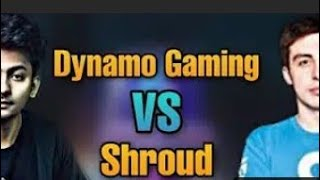 Who is the best pubg player #dynamo gaming#shourd gaming
