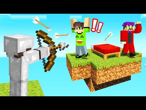 PLAYING BED WARS For The FIRST TIME EVER! (Minecraft)