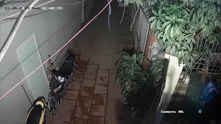 Ăn trộm xe tại ngõ 63 lê đức thọ, mỹ đình ngày 10 tháng 11 năm 2019 clip2