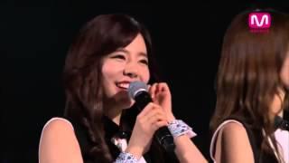 140814 Snsd Sunny Cute English Kcon 2014