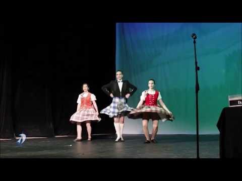 Ритмы Шотландии: Highland & Scottish Step Dance Choreo