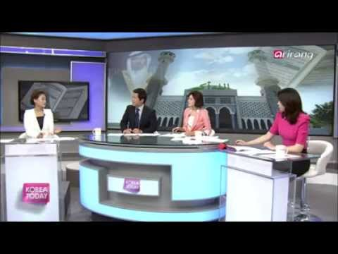South Korea TV Channel Arirang