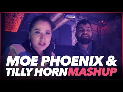 Moe Phoenix & Tilly Horn - MashUp 19 Songs (prod. by Unik)