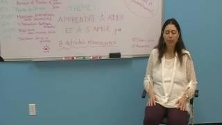 Atelier de la Saint-Valentin: Méditation (Partie 2/9) - Julie Morin (Solari Harmonia)