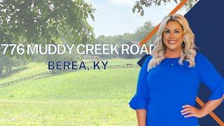 776 Muddy Creek Road, Berea, KY 40403, Log Home on 7 Acres, Full Basement