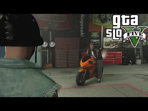 BIKERS DLC ! Live stream / novi update (Gta Slovenia)