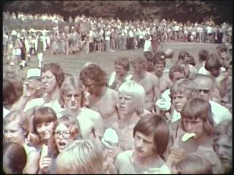 Bespisning - Landsstævne 1976 i Esbjerg - Vingsted