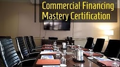 🎓Commercial Financing Mastery Certification👩‍🎓👨🏼‍🎓