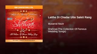 Latthe Di Chadar Utte Saleti Rang