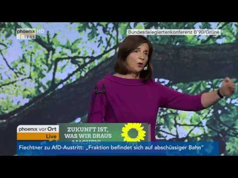 Rede von Katrin Göring-Eckardt auf der B'90/Grüne-Bundesdelegiertenkonferenz am 25.11.17