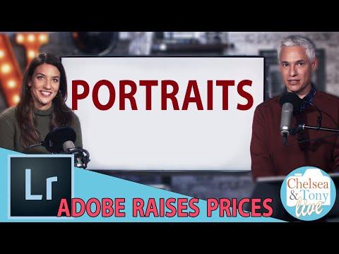 Lightroom costs MORE, we review PORTRAITS: TC LIVE thumbnail