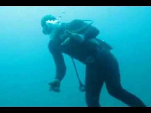 Divers in Ghana - Jioe Complex