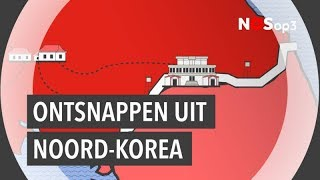 Zo ontsnap je uit Noord-Korea (als je geluk hebt)