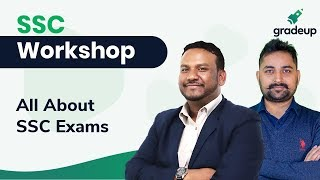 SSC Workshop || Know All About SSC Exams by Quasif Ansari & Randhir Singh