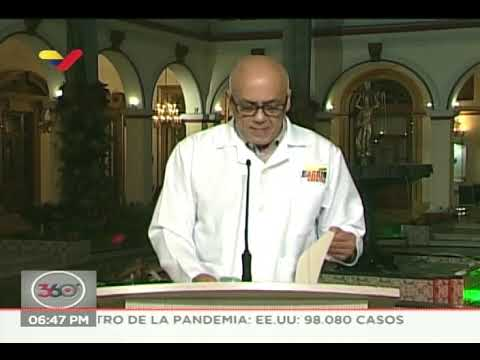 Reporte Coronavirus Venezuela 27/03/2020: Seis nuevos casos y una fallecida identificada postmortem