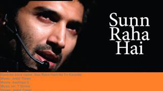 Sun Raha Hai Na Tu Full Original Karaoke With Chours
