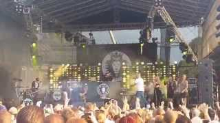 Cheek - Jippikayjei (live @ Rakuunarock, Lappeenranta 18.07.2014)
