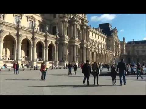 Louvre Paris Travel part 1
