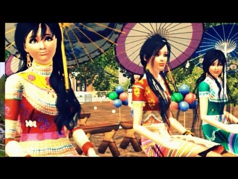 Hmong Bedtime stories Folktale - Nkauj Ntsuag Nos Cinderella : a narrated short film