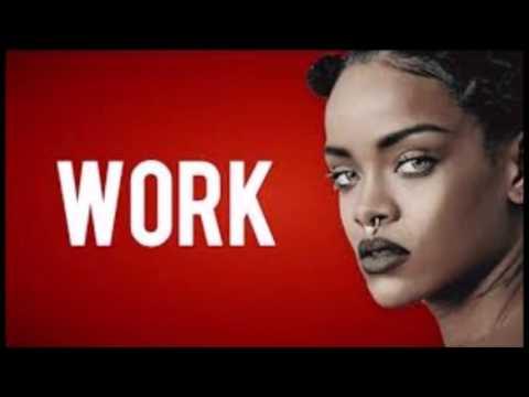 rihanna work Remix - BENITON aka JACK FROSTT full remix