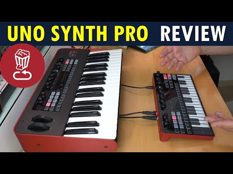 UNO SYNTH PRO Review and tutorial - Pros and cons for IK Multimedia's new synth