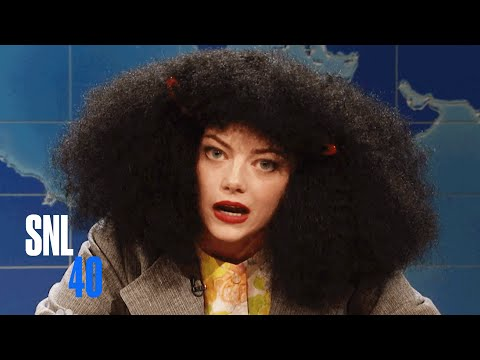 SNL40: Weekend Update with Tina Fey, Amy Poehler and Jane Curtin – SNL