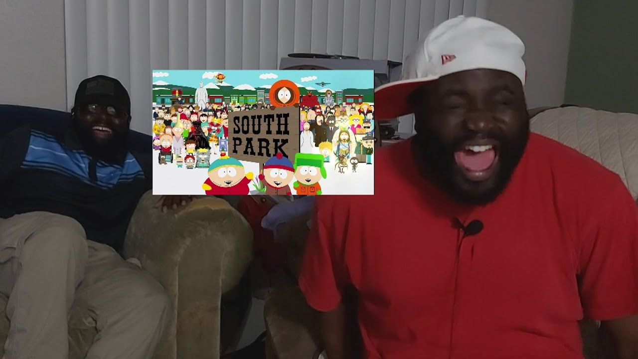 SOUTH PARK Insecurity Mailman Episode_JamSnugg Reaction