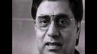 Jhuki jhuki si nazar beqarar hai ke nahi (Jagjit Singh)