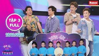 Biệt Tài Tí Hon 2 Tập 3 Full HD