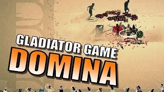 Domina [Gladiator Tycoon / Management Game] Let's Play Domina Gameplay - Part 2