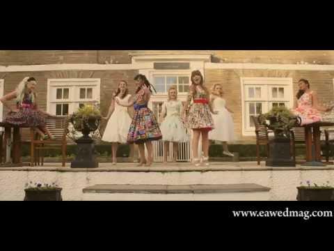 Every Avenue Weddings Magazine - Brides & Bridesmaids - We Go Together - Vintage Style