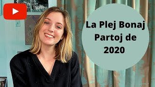 La Plej Bonaj Partoj de 2020/The Best Parts of 2020