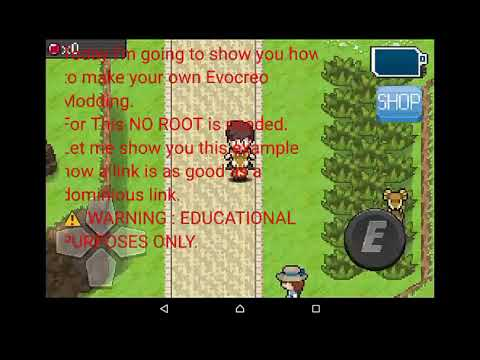 Evocreo Ultimate hack (NO ROOT) - YouTube