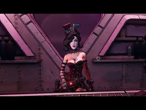 Borderlands 3 Mad Moxxi Reveal