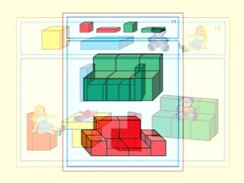 Наглядно-дидактический комплект. Конструирование. 28 цветных иллюстраций. 2-3 года. смотреть в хорошем качестве