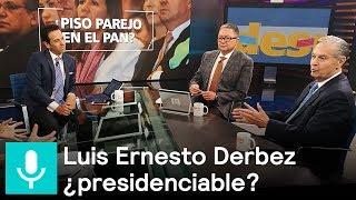 Luis E. Derbez buscará candidatura del PAN en las Elecciones del 2018  - Despierta con Loret