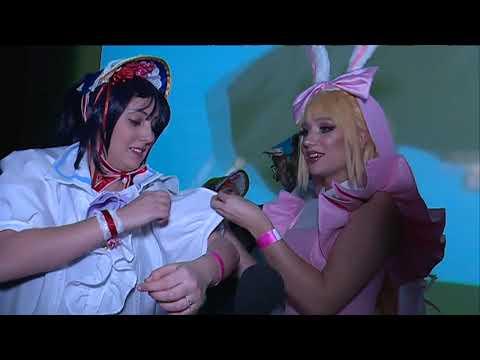 Le phénomène cosplay à la Japan Expo Sud de Marseille