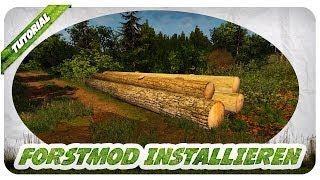 FORSTMOD Installieren Tutorial - Wie man den Forstmod installiert - Karvon