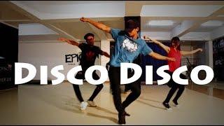 Disco Disco: A Gentleman || Dance Choreography @Ajeesh krishna
