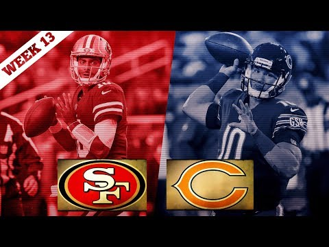 San Francisco 49ers VS Chicago Bears Week 13 NFL 2017 Postgame Gathering