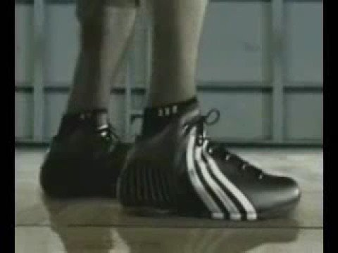 on sale 461a7 912be Chauncey Billups adidas commercial