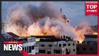 Israel-Hamas reach ceasefire agreement