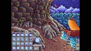 Logical Journey of the Zoombinis -  Playthrough, Part 1 - Intro, Generation, Allergic Cliffs