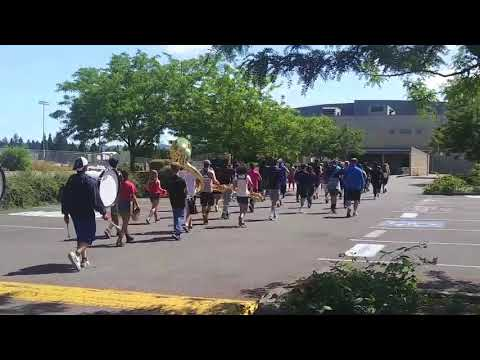 Liberty High School Band Incoming Freshman Video