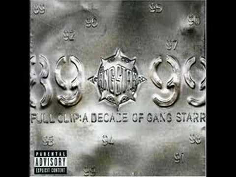 Клип Gang Starr - So Wassup?!